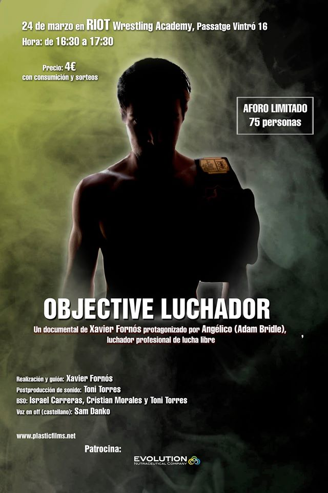 objective luchador